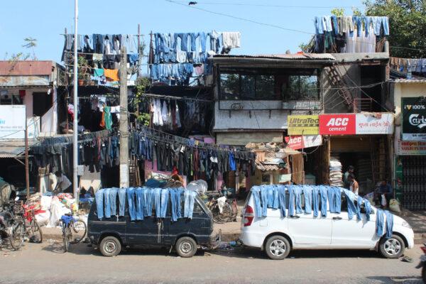Стоитли сдать вещи впрачечную вМумбаи?