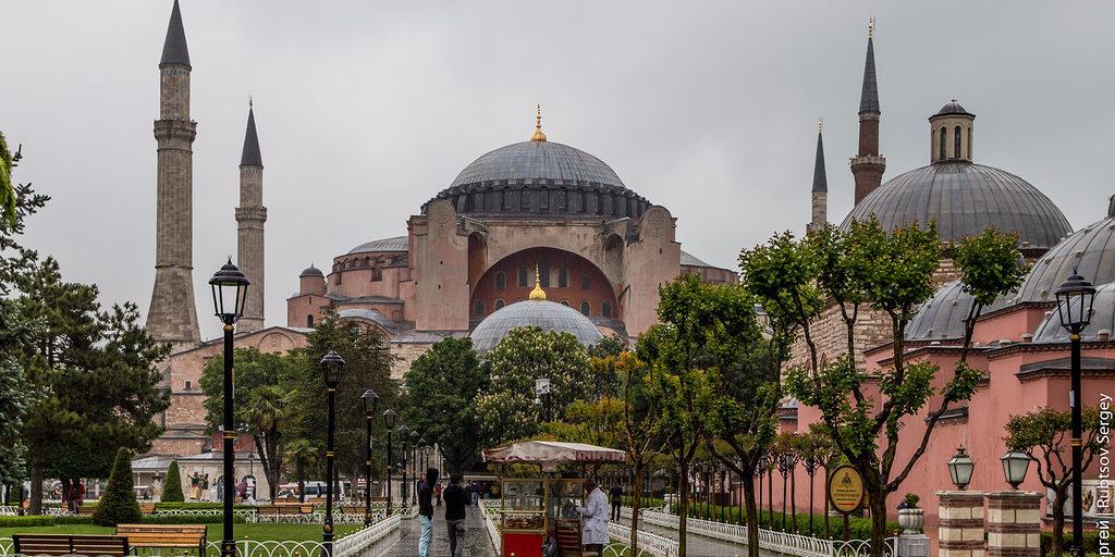 Продолжаем гулять по Стамбулу