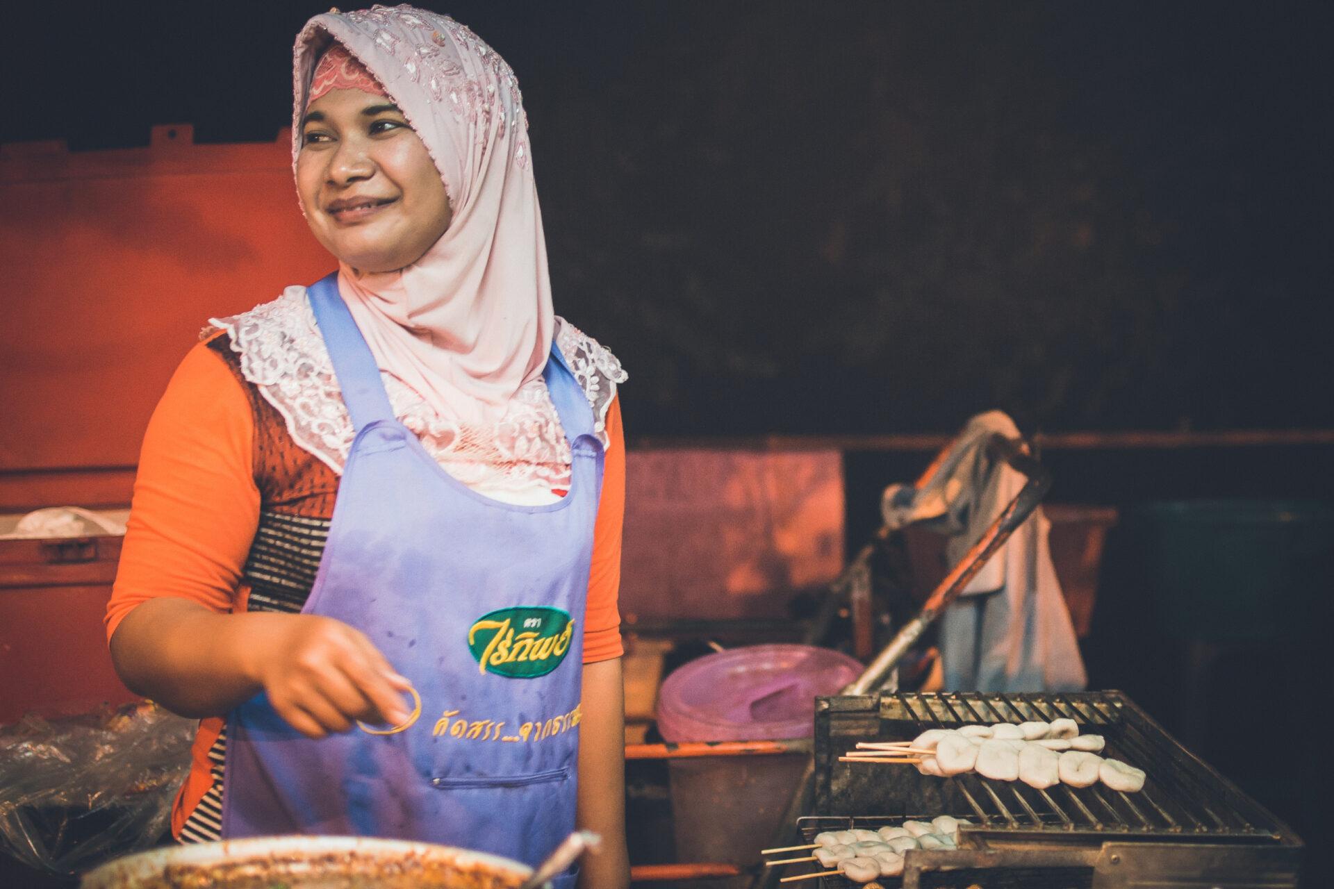 Night markets inThailand