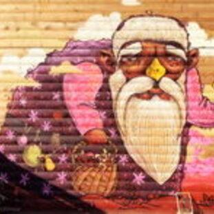 Дед  Байгал