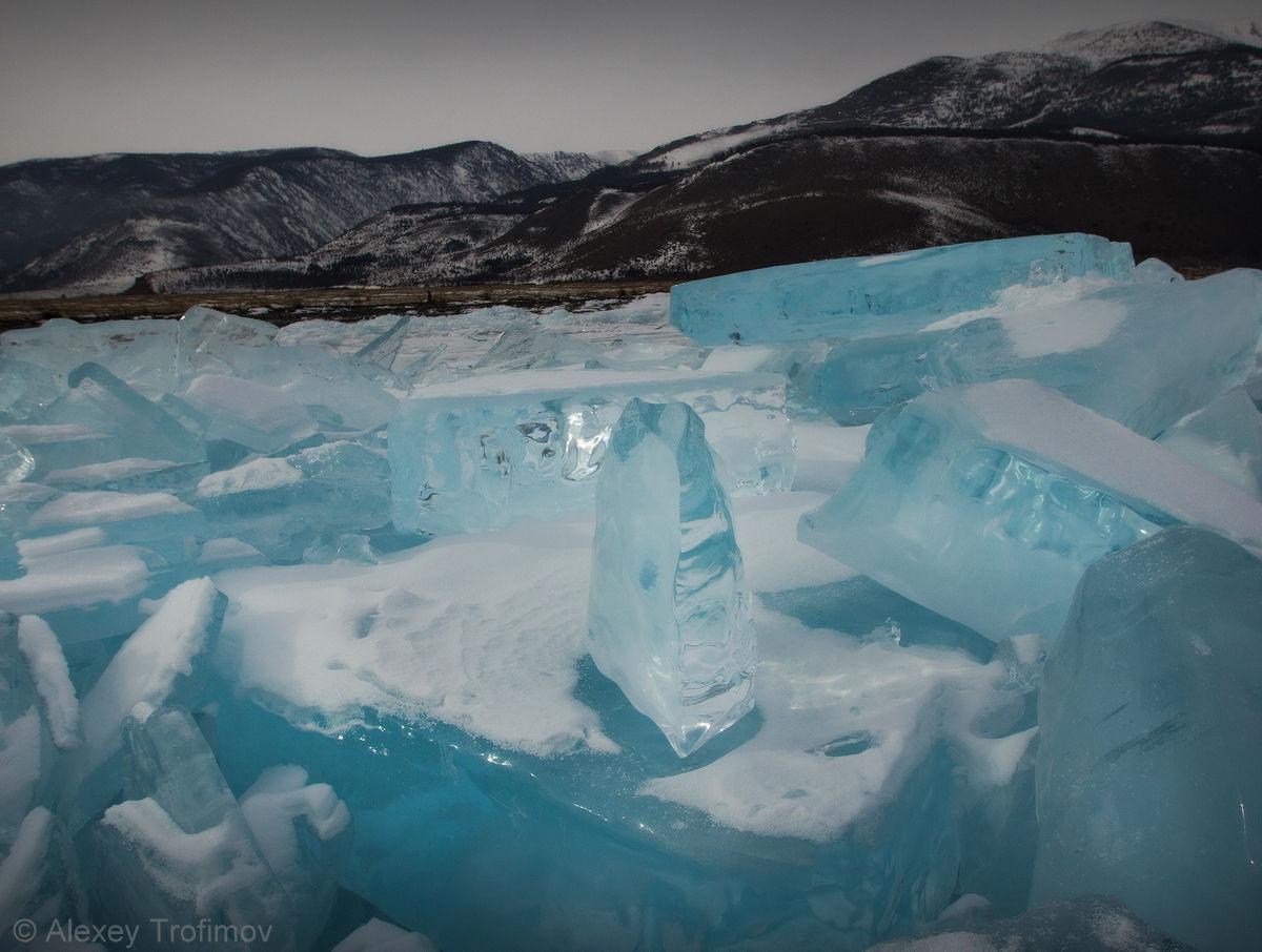 Лед у Рытого