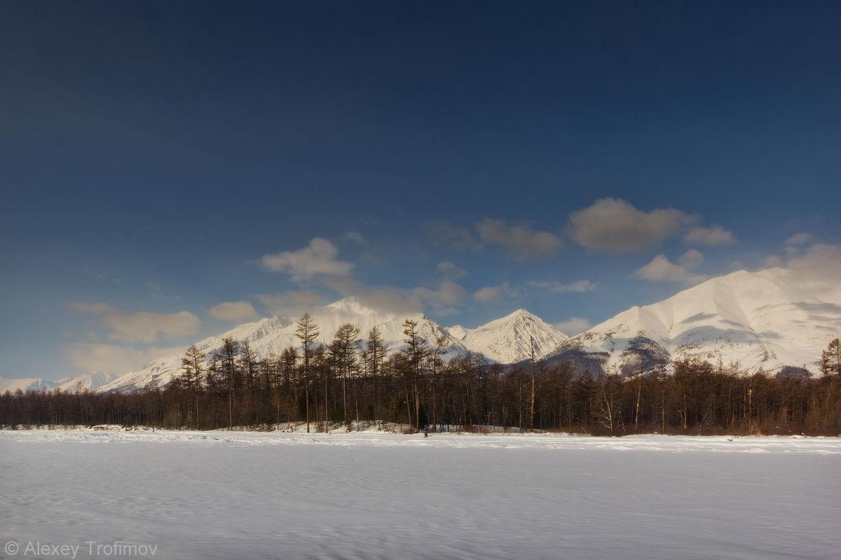 Лед Байкала. Онразный, разный…
