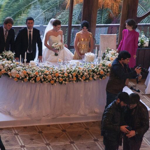 Абхазская свадьба, часть вторая. Эх, погуляем!