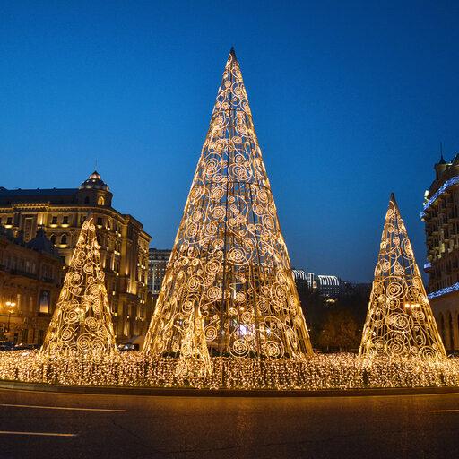 Баку в преддверии 2018 года