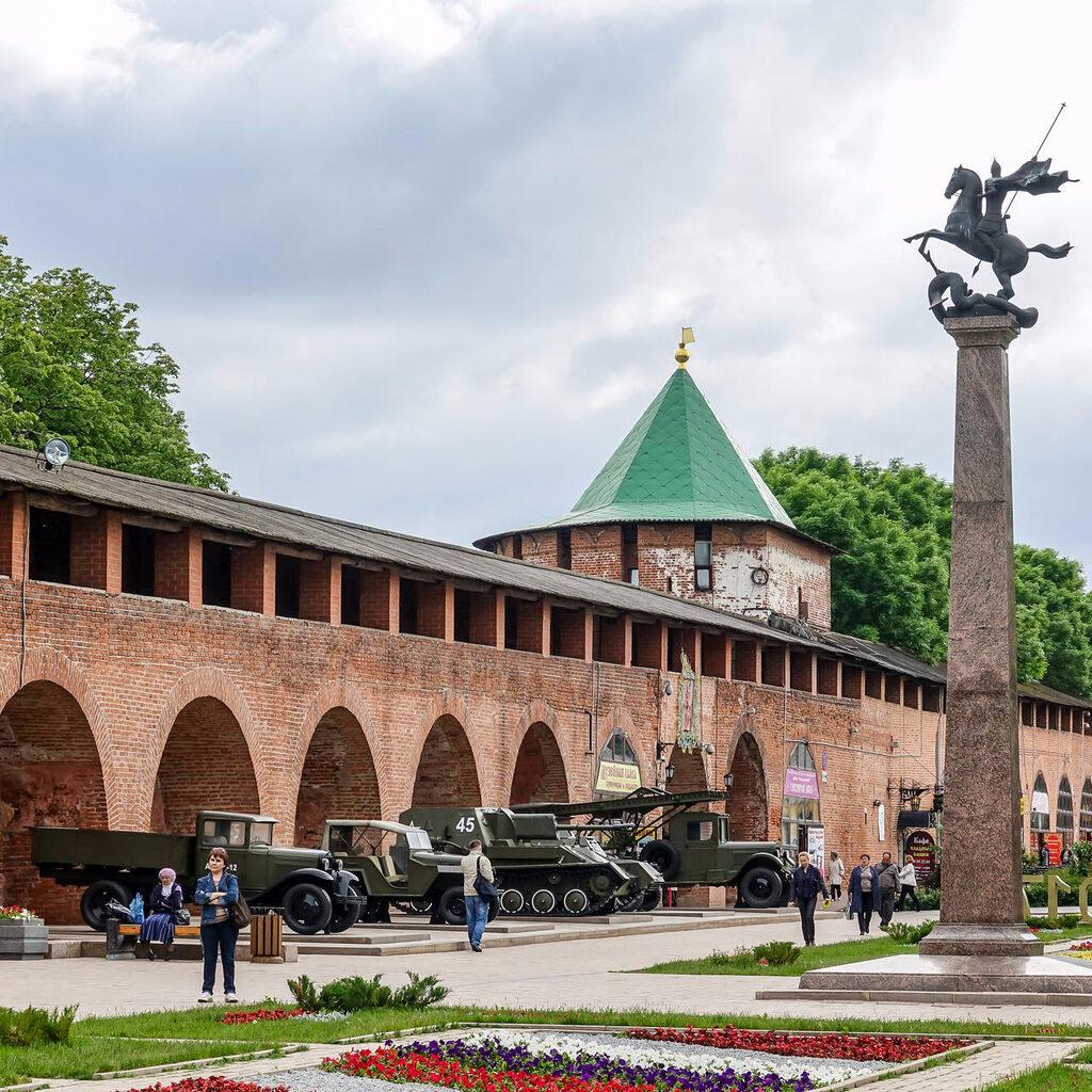 Нижний Новгород. Прогулка часть 3.