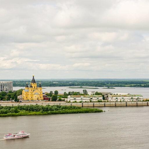 Нижний Новгород. Прогулка часть 2.