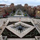 «Солнечный» дождливый Ереван