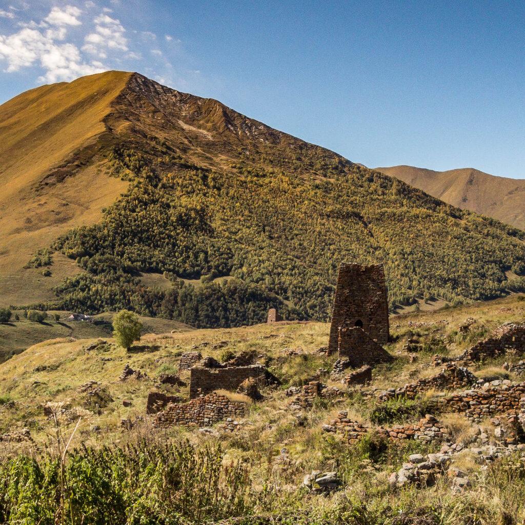 Поездка в высокогорное село Эрман