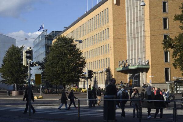 Хельсинки, день безудержной эйфории