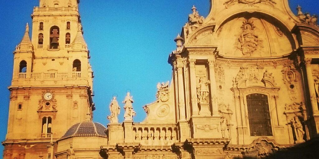 Часть 1, от Аликанте до Гранады. Мурсия