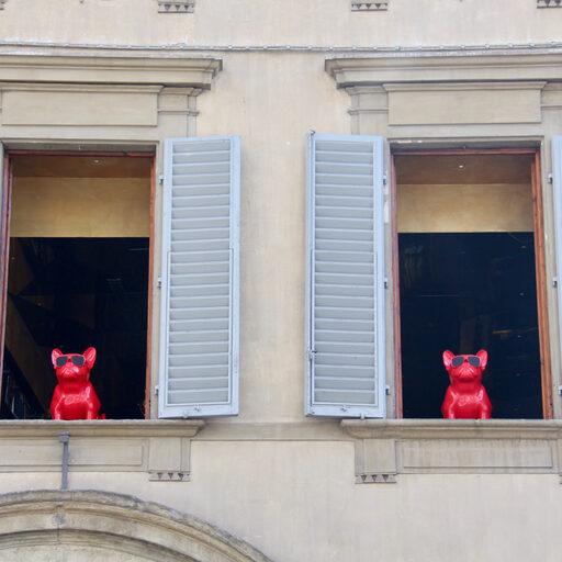 Уличные мелочи Флоренции.