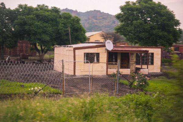 Ironhouse или железный хаос ЮАР