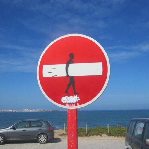 Португалия. Пениши. Серфинг.