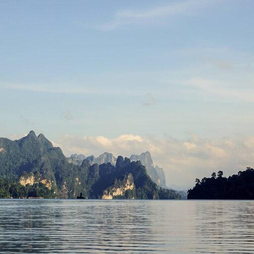 Национальный парк Кхао Сок и озеро Чео Лан. Часть 2