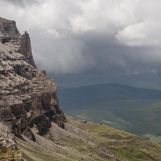 Плато Канжол — дорога в облаках