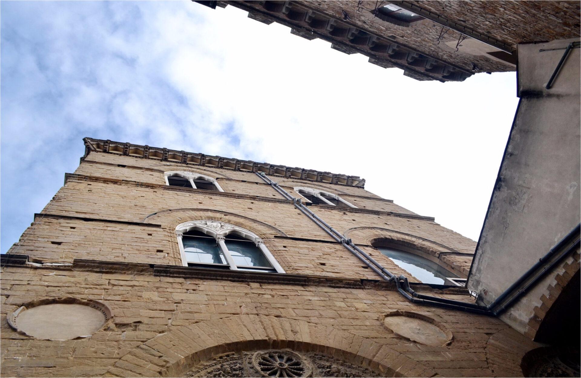 Церковь Орсанмикеле воФлоренции.