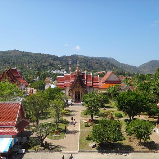 Его Величество — Таиланд (о. Пхукет, Пхукет-Таун)