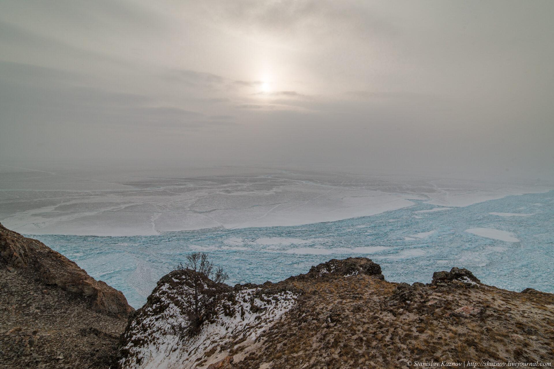 «Зимняя сказка Байкала». День 4: Узуры, мыс Шунтэ-Левый, Саган-Хушун