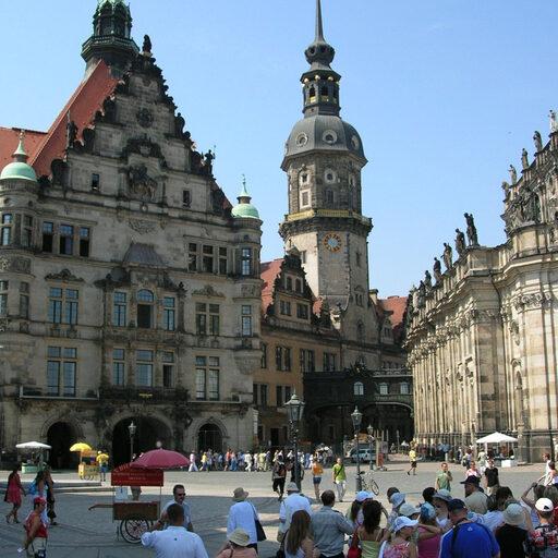 Моё первое «Галопом по Европам». 2006 год. Часть 1: Дрезден, Нюрнберг, Канны, Ницца, Монако
