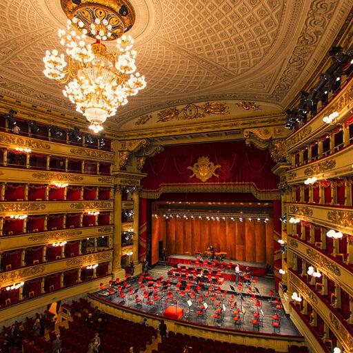 В La Scala за € 6!!!
