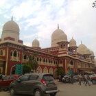 Канпур. Железнодороэный вокзал.