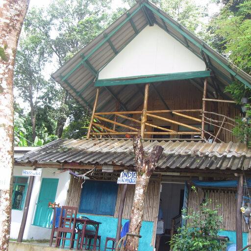 Азия: Часть третья. Таиланд. Пляжная жизнь или борьба за еду с обезьянами.