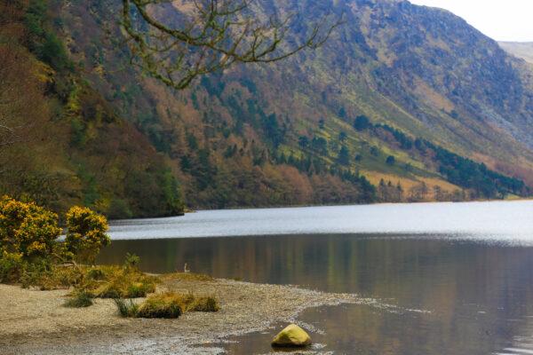 Долина двух озер. Глендалох