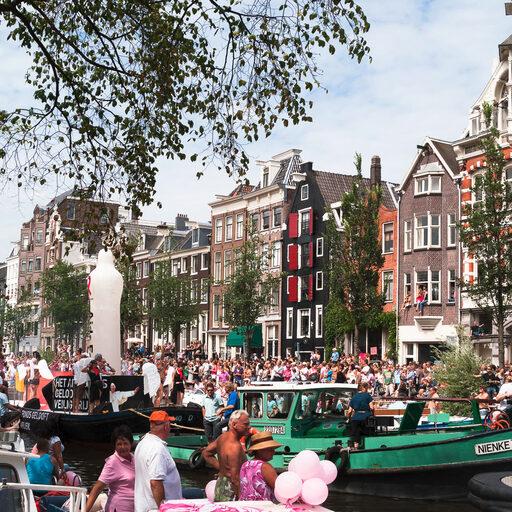 Гей Парад, Амстердам, 2009