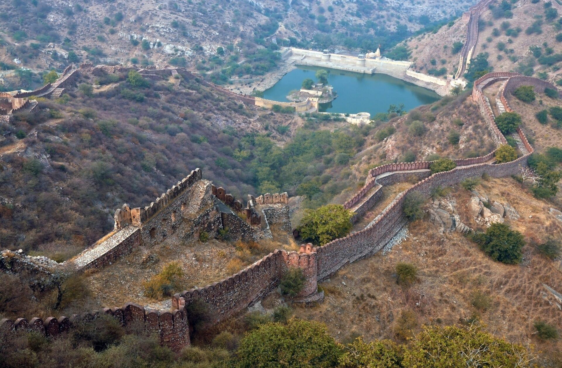 Форт Джайгарх иДворцы Джайпура