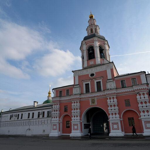 Данилов монастырь.