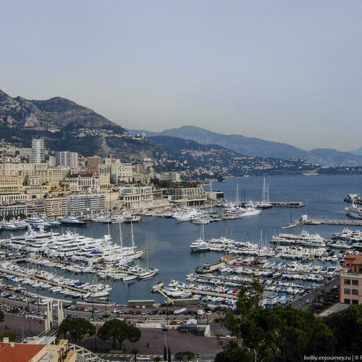 10 дней украденных у весны. Монако.