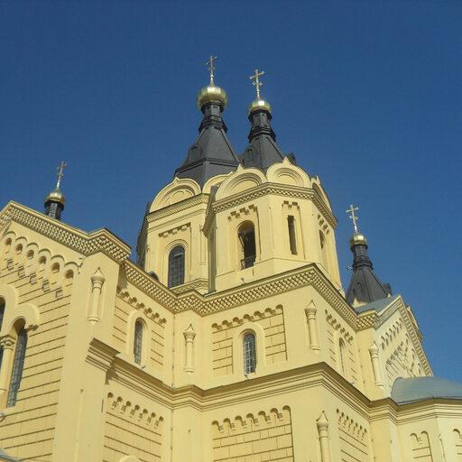 Столица Поволжья — Нижний Новгород