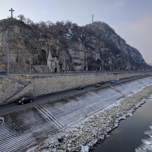 Бюджетный и холодный Будапешт