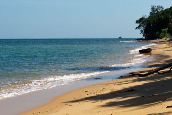 Лангкави— орлиный остров втропиках.