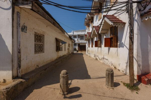 Stone Town. Старый город Занзибара…
