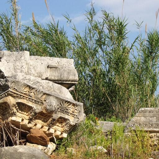 Неизвестная Турция. Древний город Перге