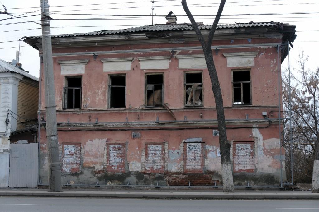 Путешествие дилетанта висторию Самары. Улица Водников.