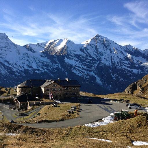 Гроссглокнер — знаменитая дорога австрийских Альп.