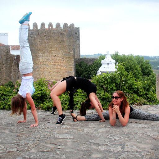 PORTUGAL. part 2. Обидуш-Лиссабон-мыс Рока