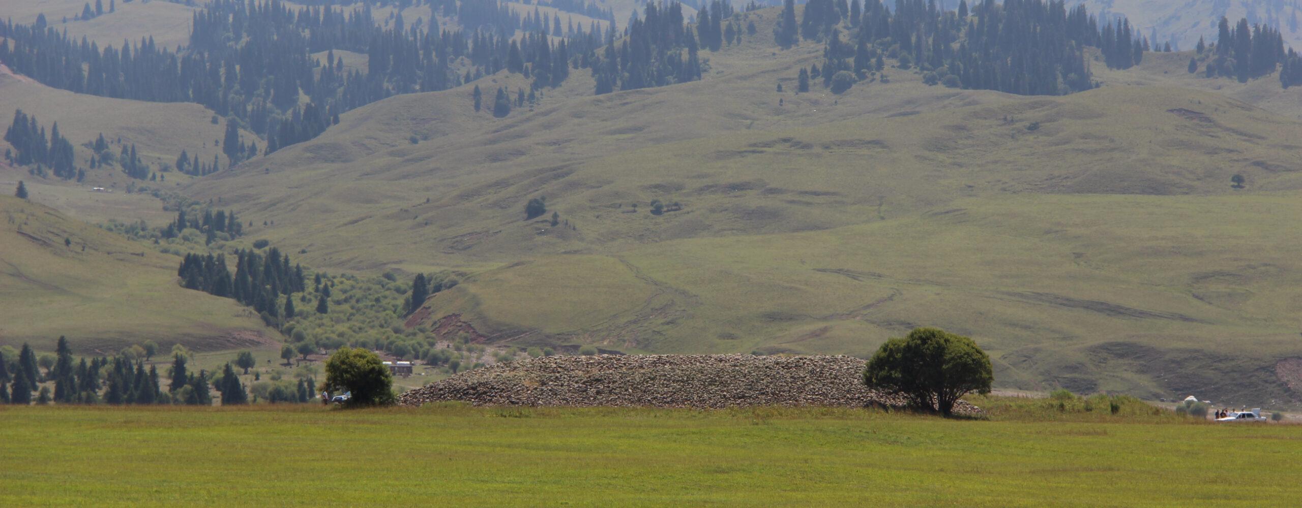 Земля кочевников (Часть 6) Камни Тамерлана