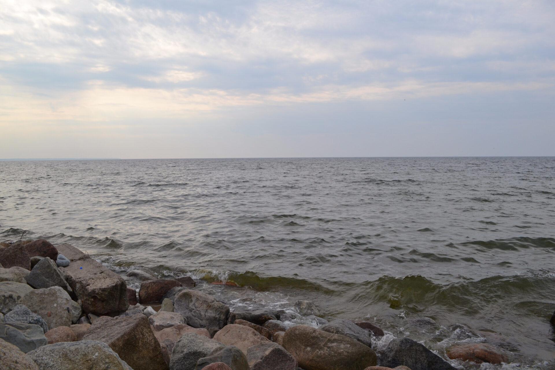 Море…
