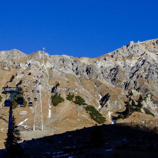 НГ 2017 в Альпах.