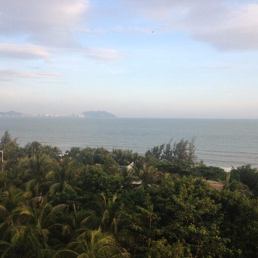 Райский остров развлечений — Китай — Санья — China — Sanya
