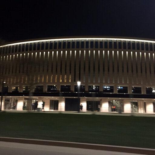 Самый лучший стадион в мире — «Краснодар»