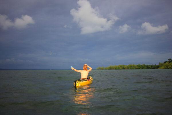 Водный мир. Бокас дель Торо