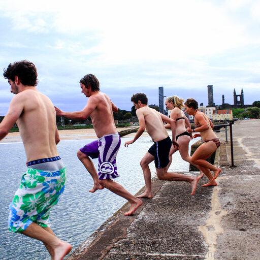 Tips & Tricks: поездка в Сэнт Эндрюс