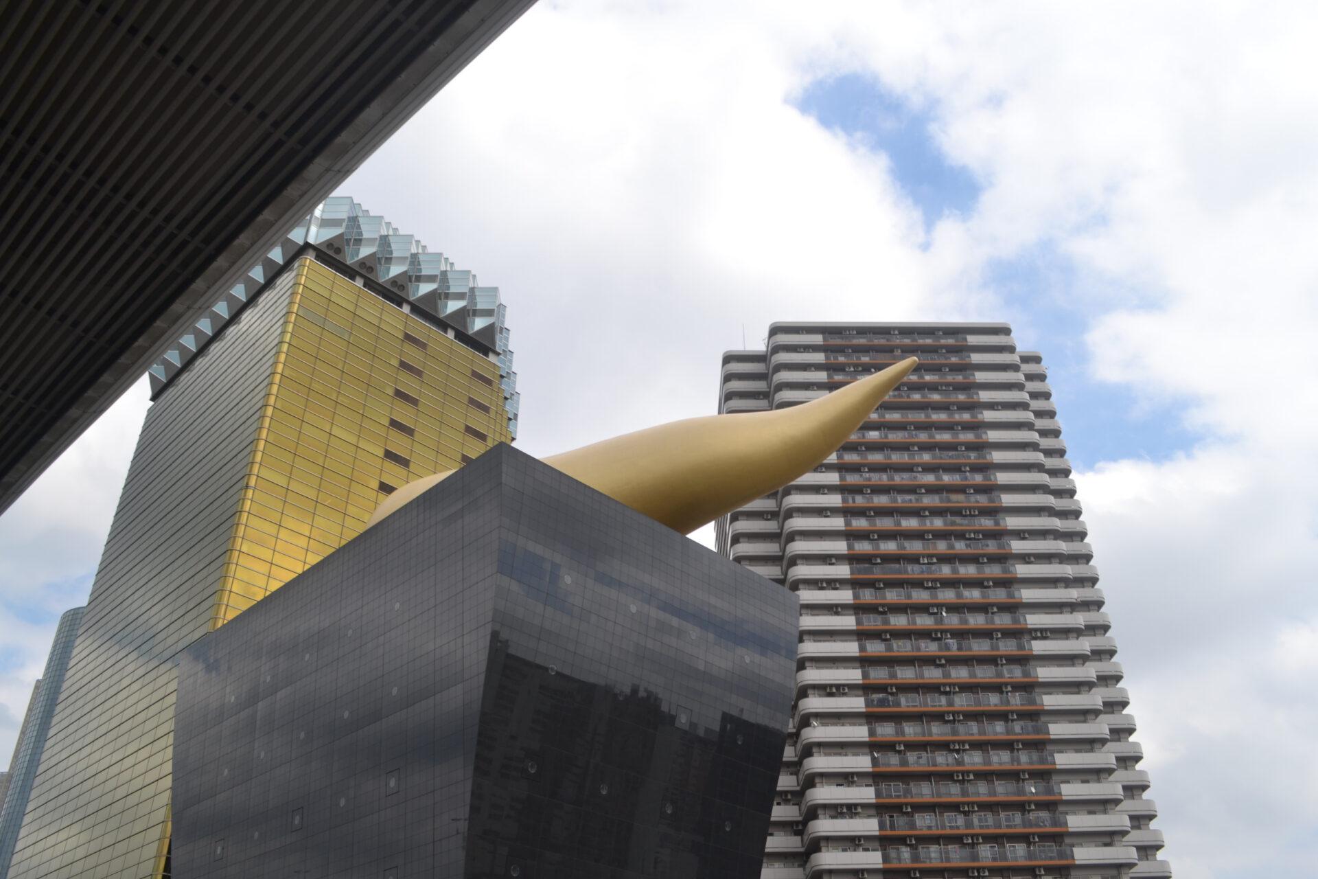 ВТокио нетолько небоскребы (2): Скай-три инабережная