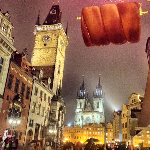 Город моих снов. Прага.