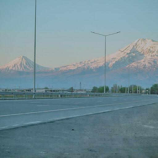 Армения: дороги