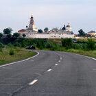 Уютная деревня, остров-град Свияжск.